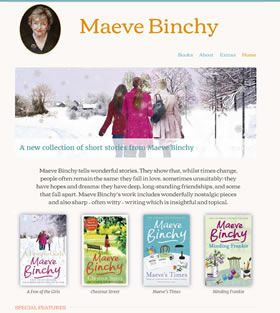 Maeve Binchy: author