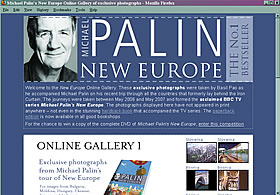 Michael Palin's New Europe Online Gallery
